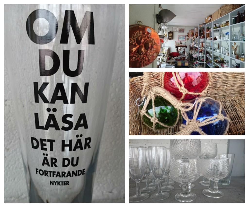 Öregrund Epokgårdens butik