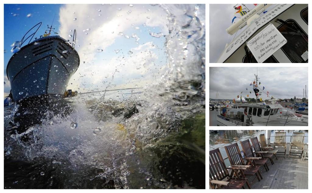 Båtcharter Öregrund